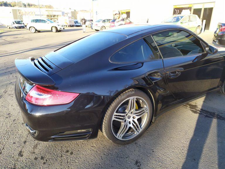Surteintage arrière Porsche 997