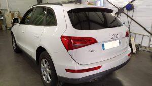 Audi Q5 teintage 15%