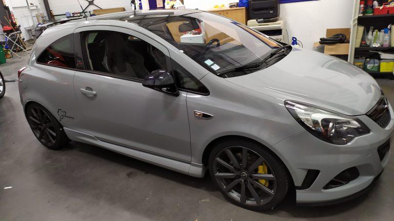 Covering Nardo Grey - Corsa OPC